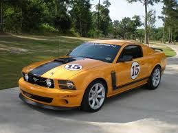 ford mustang limited edition 2007 ford mustang saleen parnelli jones limited edition 91105