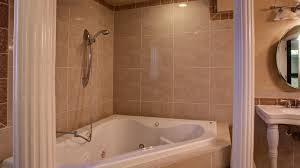 shower amazing soaking tub with shower master bathroom corner