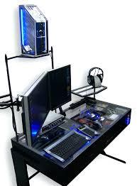Computer Built Into Desk Desk Desk Built Into Computer Built In Computer Desk Design