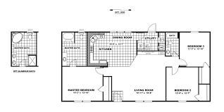3 Bedroom Trailer Floor Plans by Oakwood Homes Of Powell Tn New Homes