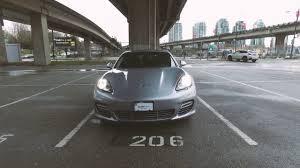2010 porsche panamera turbo youtube