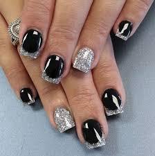 60 examples of black and white nail art white nail art white