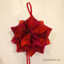Flower Balls Origami Flower Balls Step 5 Assemble Flowers Into A Ball By