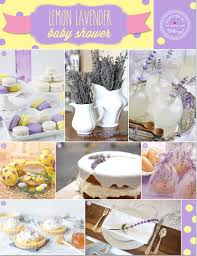 lavender baby shower a baby shower sprinkled with lavender and lemon