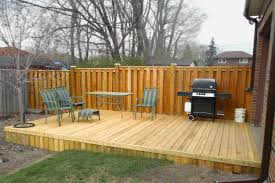 Deck Ideas For Backyard by Choosing The Right Deck For Your Wine Country Backyard