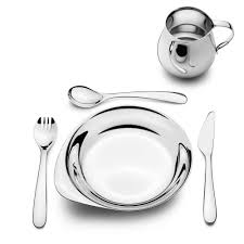 Dining Steel Plate Set