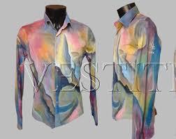 unique mens men s dress shirts etsy