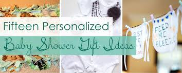 customized baby 15 personalized baby shower gift ideas baby towels and more