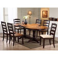 espresso dining room set dining room large square wood butterfly leaf table in espresso