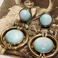 on earrings best door knocker clip on earrings products on wanelo