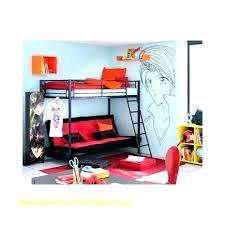 lit mezzanine et canapé lit mezzanine avec canape lit en hauteur canape finest lit mezzanine