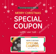 23 christmas coupon templates u2013 free sample format