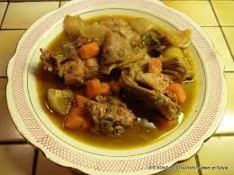 cuisine du lapin lapin au muscadet les bons restaurants
