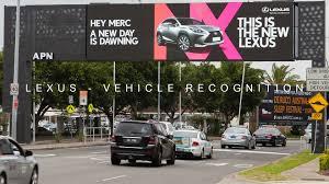 lexus australia perth apn outdoor elite screens car recognotion lexus youtube