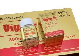 vigour 800mg generic viagra pills yellow color with 10 tablets per