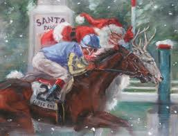 santa park feature race cards by susany equestrian
