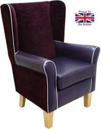 Orthopedic Armchairs Wingback Chair Winged Armchair High Seat Chairs Made For You 4u