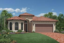 Florida Floor Plans For New Homes Palazzo At Naples The El Paso Home Design