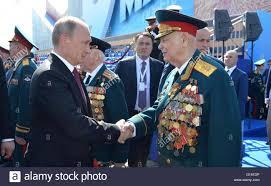 vladimir putin military moscow russia 09th may 2016 russian president vladimir putin