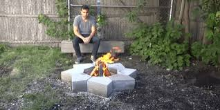 How To Make A Fire Pit In Backyard by How To Build A Customized Fire Pit