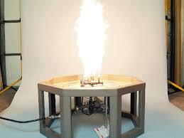 Gas Fire Pit Burner by Custom Fire Pit Kit 33
