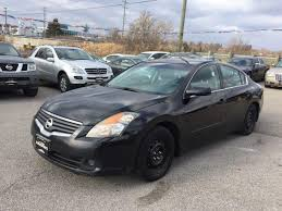 used nissan altima used 2007 nissan altima 2 5 s auto for sale in newmarket ontario