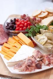 antipasto platter the lake kitchen
