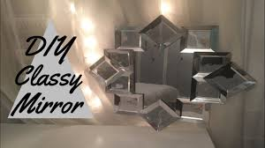 dollar tree classy mirror diy youtube design decor u0026 diy