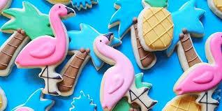 a graphic designer uses design skills to bake made