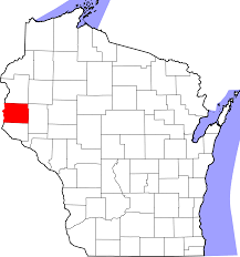 St Croix Map File Map Of Wisconsin Highlighting Saint Croix County Svg