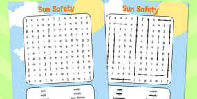 sun safety powerpoint sun safety powerpoint sun safety