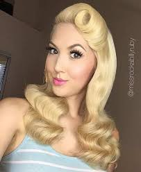 www hairstyle pin 14 best 50 s hair styles images on pinterest hair dos wedding