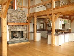 wood interior homes steel building home interiors interior designed with hewn