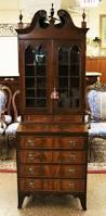 Antique Oak Secretary Desk With Hutch by Antique Secretary Desks And Breakfronts