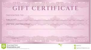 certificate template stock vector 132869741 monthly sales report