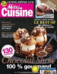 maxi cuisine magazine maxi cuisine hors série 2014 no 9 pdf magazines