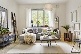 Ways To Make Black And White Decorating Unique - Black and white living room decor