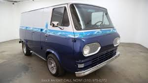 Buy Used Cars Los Angeles Ca 1964 Ford Econoline Van For Sale Near Los Angeles California