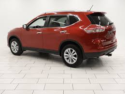 nissan rogue gas mileage 2016 pre owned 2016 nissan rogue sv sport utility in mishawaka