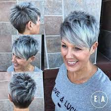 good grey hair styles for 57 year old 20 trendy short haircuts for women over 50 short haircuts women