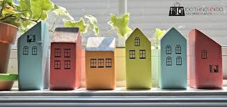 Row House Model - scrap wood row houses how to sculpt a wood model home diy on