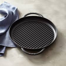 Best Grill Pan For Ceramic Cooktop Staub Cast Iron Pure Grill Williams Sonoma