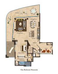 suite layouts garza blanca residence club
