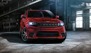 jeep grand cherokee 2016 news jeep readying 527kw grand cherokee u0027trackhawk u0027 for new york
