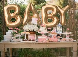 decorations for a baby shower baby balloons 40 inch gold mylar balloons in letters