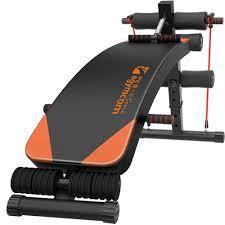sit up bench egymcom adjustable abdominal decline bench slant