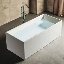 foto vasche da bagno vasca da bagno freestanding da appoggio 170x75 cm polaris in offerta