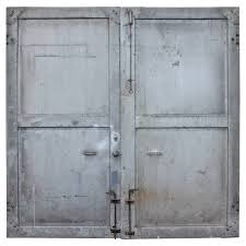 Modern Doors Antique Double Metal Industrial Doors Industrial Door Modern