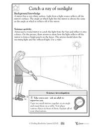 catch a ray of sunlight worksheets u0026 activities greatschools