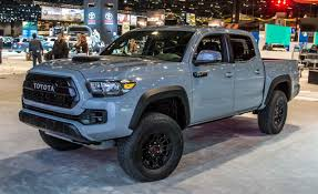 toyota tacoma silver 2017 toyota tacoma trd pro photos and info u2013 news u2013 car and driver